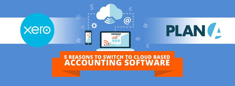 5 Reasons To Migrate to Cloud Accounting Software